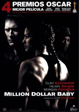 MILLION DOLLAR BABY DVDL 2MA