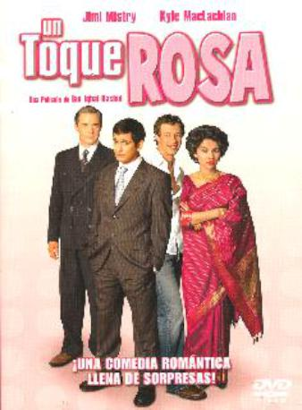 UN TOQUE ROSA DVD