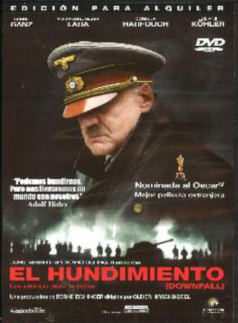 EL HUNDIMIENTO DVDL