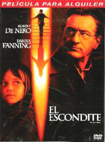 EL ESCONDITE DVDL