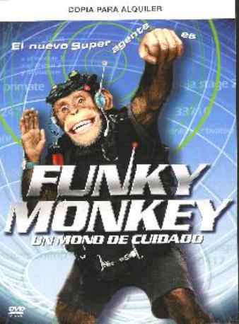 FUNKY MONKEY DVDL