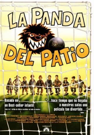 LA PANDA DEL PATIO DVDL