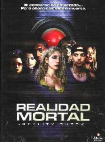 REALIDAD MORTAL DVDL