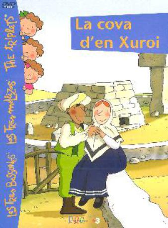 LA COVA DEN XUROI DVD