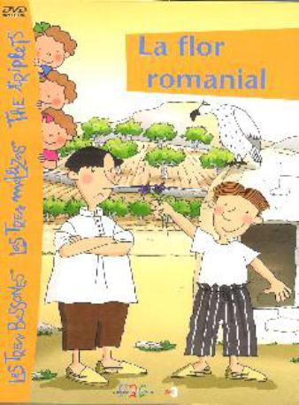 LA FLOR ROMANIAL DVD