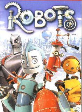 ROBOTS DVDL