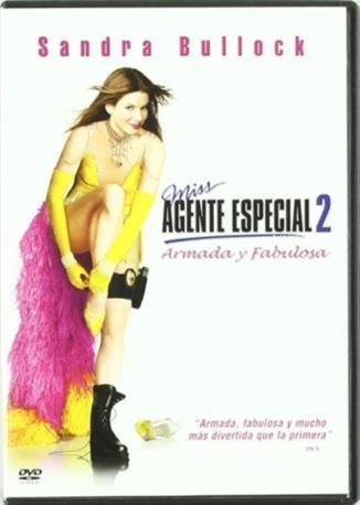 MISS AGENTE ESPECIAL 2 DVL 2MA