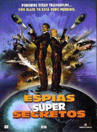 ESPIAS SUPER SECRETOS DVL