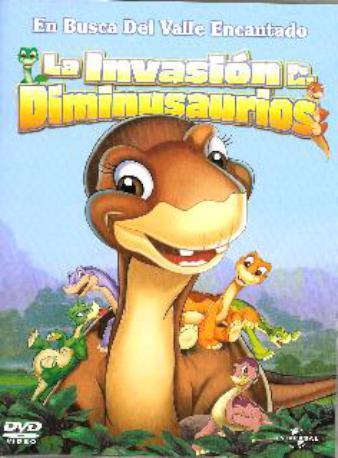 LA INVASION DIMINUSAUDVD