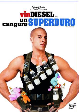 UN CANGURO SUPERDURO DVDL