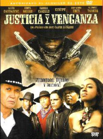 JUSTICIA Y VENGANZA DVDL2MA