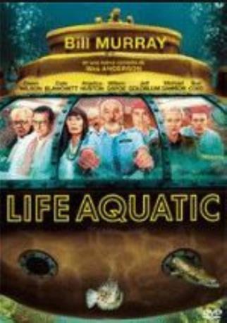 LIFE ACUATIC DVD