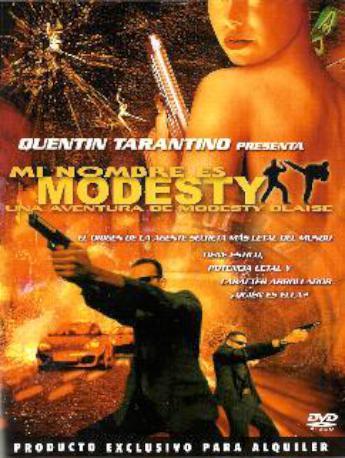 MI NOMBRE ES MODESTY DVDL