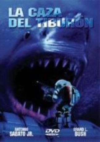 LA CAZA DEL TIBURON DVD