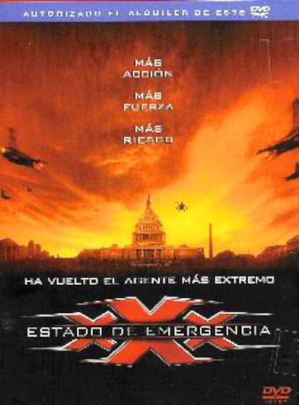 ESTADO EMERGENCIA XXX2DVD