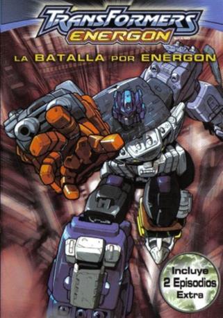TRANSFORMERS LA BATALLDVD 2MA