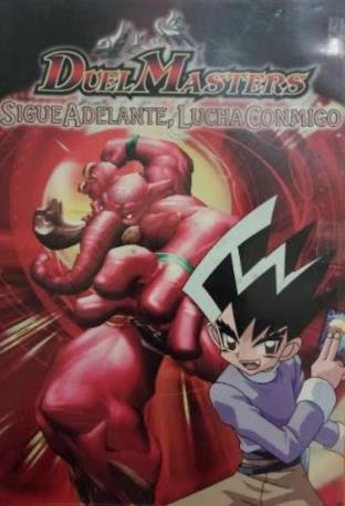 DUELMASTERS SIGUE ADE DVD 2MA
