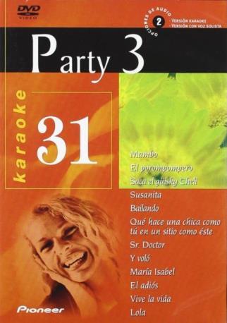 PARTY 3 VOL 31 DVDK