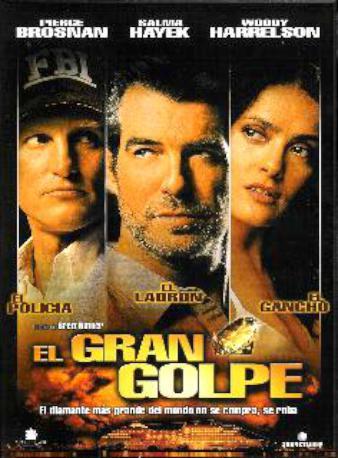 EL GRAN GOLPE DVDL 2MA