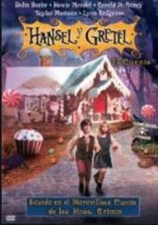 HANSEL Y GRETEL DVDL 2MA