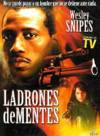 LADRONES DE MENTES DVDL