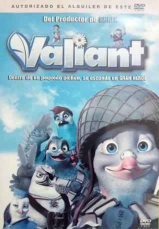 VALIANT DVDL