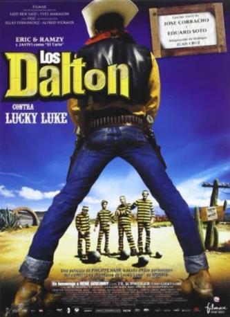 LOS DALTON CONTRA LUCDVDL 2MA