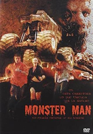 MONSTER MAN DVDL 2MA
