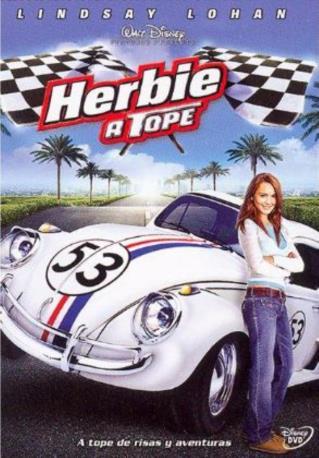 HERBIE A TOPE DVDL