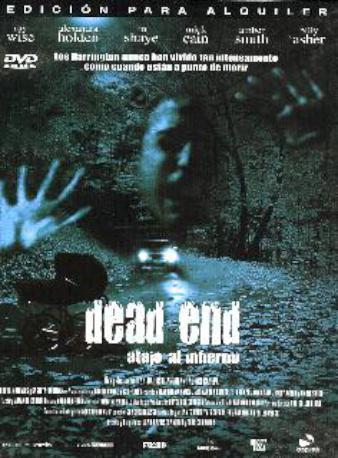 DEAD END DVDL