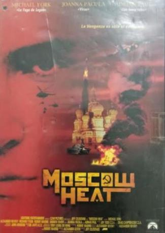 MOSCOW HEAT DVD