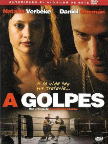 A GOLPES DVDL