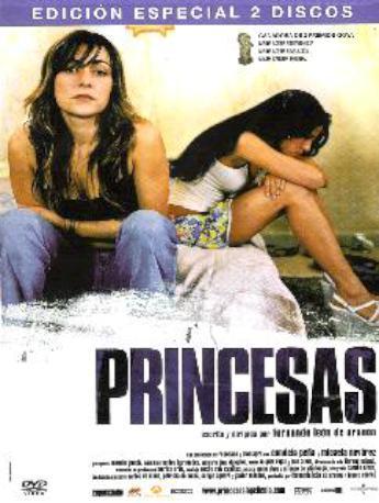 PRINCESAS DVD