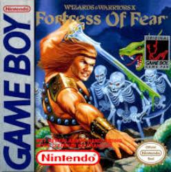 FORTRESS OF FEAR GB
