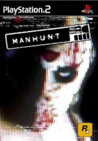 MANHUNT PS2 2MA