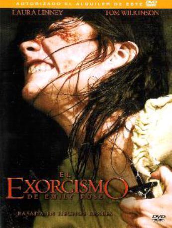 EL EXORCISMO DVDL