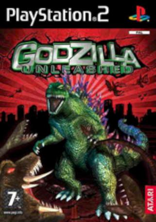 GODZILLA UNLEASHED PS2 2MA