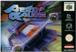 AERO GAUGE N64 2MA