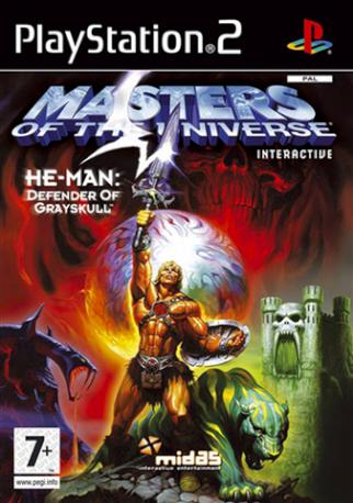 MASTERS OF THE UNIVERS P2 2MA
