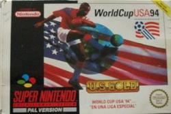 WORLD CUP USA 94 SNES