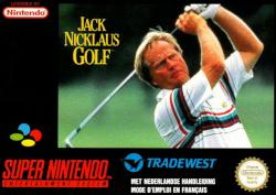 JACK NICKLAUS GOLF SNES 2MA