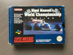 NIGEL MANSELL´S WORLD CHSNES2M
