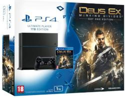 CONSOLA PS4 + 1TB +DEUS EX MAC