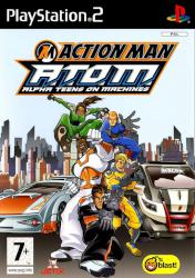 ACTION MAN ATOM PS2 2MA
