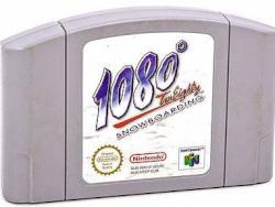 1080 SNOWBOARDING N64 CART 2MA
