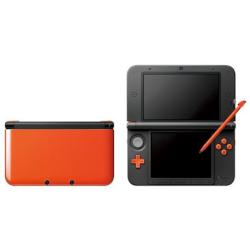 CONSOLA NEW 3DS XL TARONJA