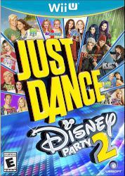 DANCE DISNEY PARTY 2 WIIU 2MA
