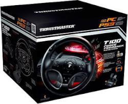 VOLANT THRUSTMAST.T100/PS3/PC2