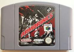 ARMORINES N-64 2MA CARTUTXO
