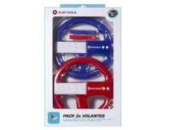 PACK 2 VOLANTS WII